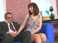 Male Teacher Takes Advantage Of His Students In This Case A Girl Named Elena