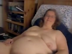 fingering herself for husband