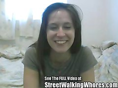 Junkie Hooker Jay Tells Her Life Story Of Dysfunction And Gives Neck Job!