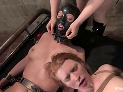 Madison and Cherry get tortured by their teacher