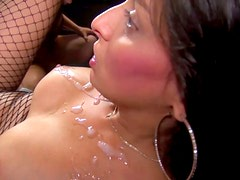 Mind blowing BDSM orgy scene with voluptuous mistresses