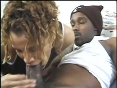 Ebony Slut Kira Rodriguez Gets Hardcore Anal With Big Black Cock