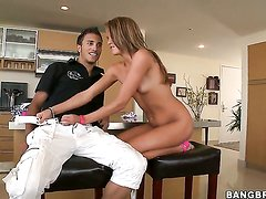 Aiden Aspen feels intense sexual desire while