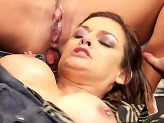 Piss fetish gals pee during 3 some