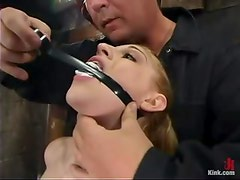 Slim Tawni Ryden gets clothespinned and humiliated