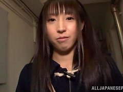 Charming japanese babe likes getting sexual surprises.