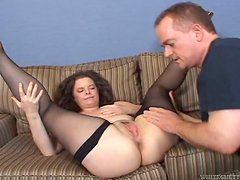 Mature Couple Still Loves to Suck and Fuck Like Youngsters