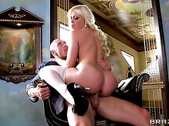 Johnny Sins gets pleasure from fucking mouth-watering