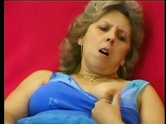Nice big tits on this older woman taking that cock really good and offering up a blowjob