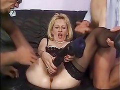 Mature and two men - 2