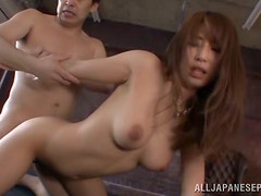 Amazing sex with Japanese cutie