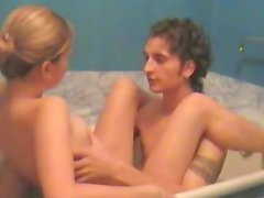 Watch amateur sex in the tub