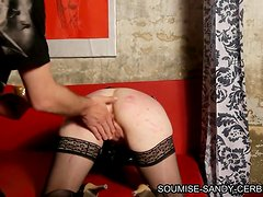 A very nasty fisting and BDSM porn video