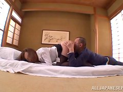 A very perverted Japanese porn to watch