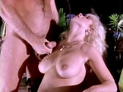 Horny and filthy bitch with nice ass gets fucked hard