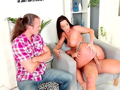 Lusty hardcorem with a greedy wife