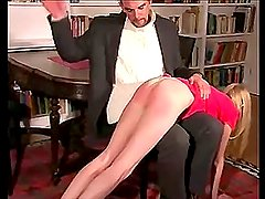 A spanking for Eve