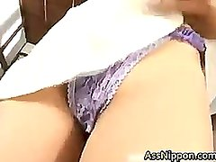 Enjoys Getting Her Anus Filled part1