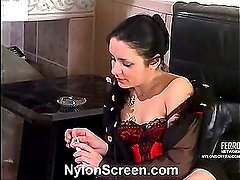 Rosa&Marcus frisky nylon movie