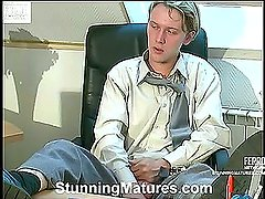 Christina&Tobias raunchy mature action