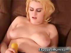 Momma has amazing orgasm with enormous part3
