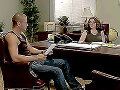 Wicked Darksome Mommys On Redheaded Babysitter