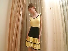 Beata dance strip and cunt opening
