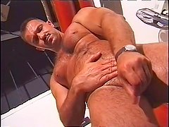 Muscled Coach Jerking-Off - Pacific Sun Entertainment