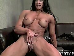 Angela Salvagno 07 - Female Bodybuilder