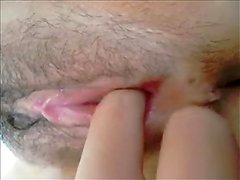 Super Wet Teenage Pussy Gets Licked Down