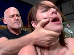 Naughty Nicole Rider Gets Some Sense Fucked Into Her