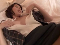 Sexy Brunette Gets Fucked and Teased in POV Video