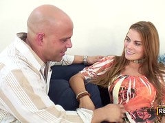 Banging The Busty Teen Heather Silk