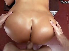 Amatoriale italiano surprise anal
