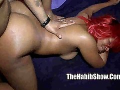 thick booty red by old school pimp