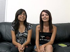 Ashley Ronquillo Ashley Doll - Backroom Casting Couch