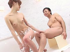 Bathing With Old Asian Men- Dreamroom Productions