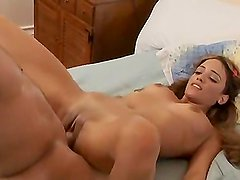 Melanie Rios Pleases Daddy