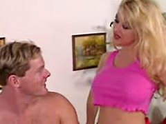 Vintage fuck with a big breasted slut