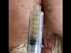 Cum infused hole