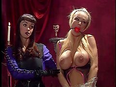 Bound And Busty - Bizarre