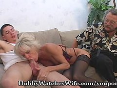 Mature Craves Younger Lad