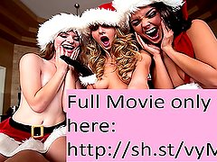 Christmas Group Sex Party