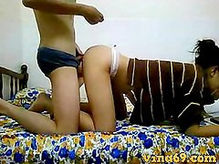 Vietnam couple doggy 1 - vina69