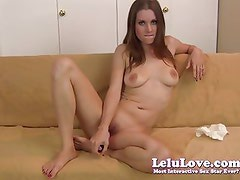 Lelu Love-Virtual Impregnation Jerkoff Encouragement