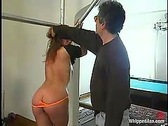 Kym Wilde SPANKED BUTALY and humiliated