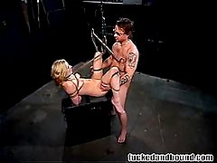 Lexi Belle Fucked And Bound 1