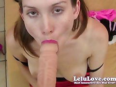Lelu Love-Lingerie Shop Virtual Blowjob