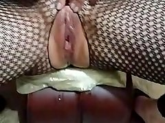 wife squirting her golden shower