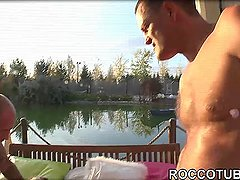 Perverted babe DOUBLE ANAL FUCKED!